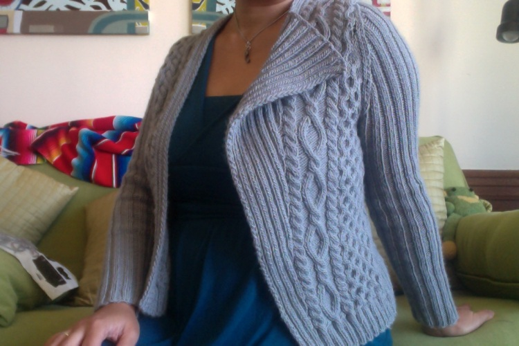 Mishke, designed by Coco Knits' Julie Weienberger