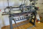 Straight Knitting Machine
