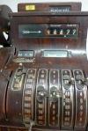 Antique Icelandic Cash Register