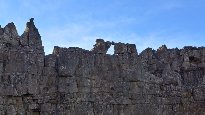 Þingvellir Rift Walls