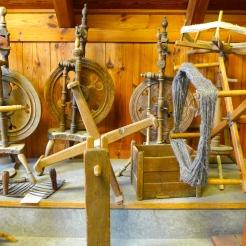 Spinning Wheel Bonanza at Skógar Museum