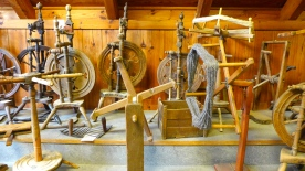 Spinning Wheel Bonanza at Skógar Museum