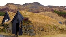 Skógar Turf Houses