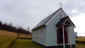 Chapel at Skógar Museum