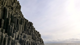 Sea Basalt at Reynisdrangar