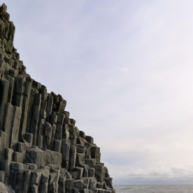 Sea Basalt at Reynisdrangar