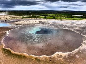 Revisiting my old friends at Geysir